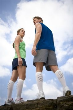 Athletic stockings